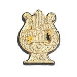 Orchestra Chenille Pin Custom Lapel Pins
