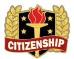 Citizenship Pin Lapel Pins