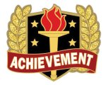 Achievement Pin Lapel Pins